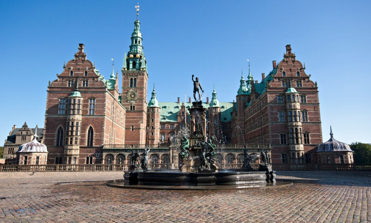 Frederiksborg Slot Denmark Trip Historic